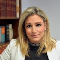 Ευγενία Στάμου - Δικηγόρος παρ' Αρείω Πάγω
